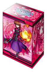 Magical Girl Lyrical Nanoha Reflection Stern v2 Vol.393 Bushiroad Deck Box