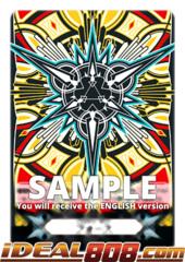 ▽ Imaginary Gift Marker [Force] Shinemon Nitta Colors Part. 2 (Red & Yellow) - V-GM/0120EN - IGR (Hot Stamp) [V-EB13]