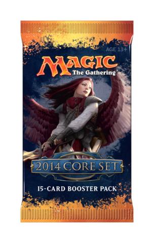 Magic 2014 Core (M14) Booster Pack