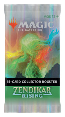 Zendikar Rising Collector Booster Pack [15 Cards]