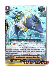 Dolphin Soldier of Leaping Windy Seas - G-BT09/103EN - C