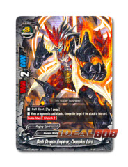 Bash Dragon Emperor, Champion Lord [H-BT01/0027EN R] English Rare