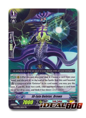 Ill-fate Deletor, Drown - G-CMB01/011EN - RR