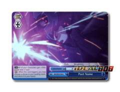 Past Name [SAO/SE23-E34 C (FOIL)] English