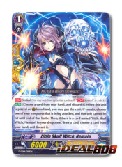 Little Skull Witch, Nemain - G-LD01/010EN - TD