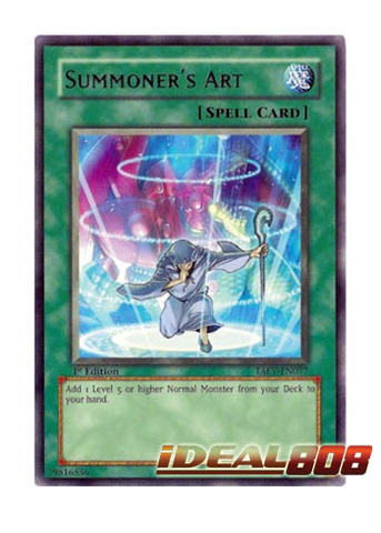 Summoner's Art - TAEV-EN057 - Rare - Unlimited Edition
