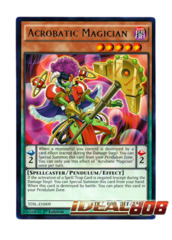 Acrobatic Magician - TDIL-EN009 - Rare - 1st Edition