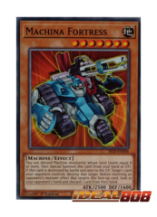 Machina Fortress - SR10-EN004 - Common - 1st Edition