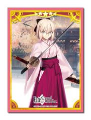 Fate/Grand Order Saber/Soji Okita Character Sleeve (80ct) [#336648]