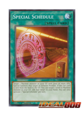 Special Schedule - LED4-EN044 - Common - 1st Edition