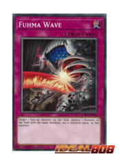 Fuhma Wave - RIRA-EN084 - Common - 1st Edition