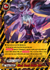 Black Beast Battle Arts [D-BT02A-EB03/0056EN C] English