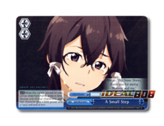 A Small Step [SAO/SE23-E36 C (FOIL)] English