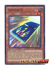 Cardcar D - THSF-EN044 - Super Rare - 1st Edition