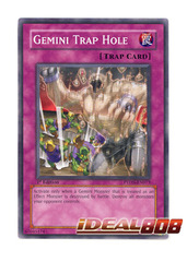 Gemini Trap Hole - PTDN-EN073 - Common - 1st Edition