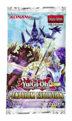 Pendulum Evolution (1st Edition) Booster Pack