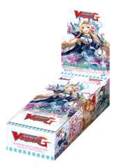 CFV-G-CB01 Academy of Divas (English) Cardfight Vanguard G-Clan Booster Box