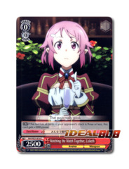 Watching the Match Together, Lisbeth [SAO/SE23-E10 C] English