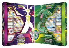 Pokemon TCG: Battle Arena Deck - Rayquaza-GX vs. Ultra Necrozma-GX [Both Decks] * PRE-ORDER Ships Oct.04