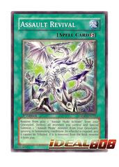 Assault Revival - CRMS-EN053 - Common - 1st Edition