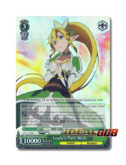Leafa's Pure Wish [SAO/S20-E027R RRR (Foil)] English