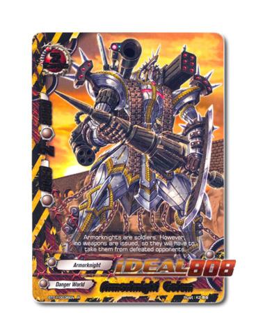 Armorknight Golem - BT01/0036EN (R) Rare