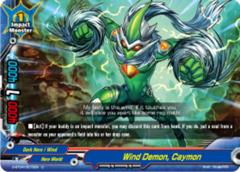 Wind Demon, Caymon [D-BT04/0073EN U] English
