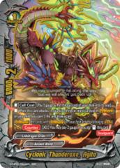 Cyclonic Thunderaxe, Agito [S-CBT01/0004EN RRR (FOIL)] English