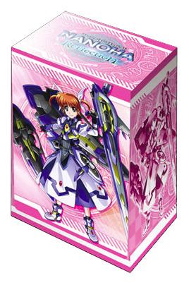 Magical Girl Lyrical Nanoha Reflection Nanoha Takamachi v2 Vol.387 Character Deck Box