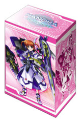 Magical Girl Lyrical Nanoha Reflection Nanoha Takamachi v2 Vol.387 Character Deck Box