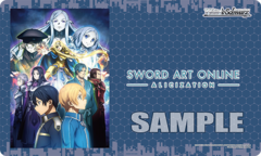Weiss Schwarz SAO/S65 Sword Art Online -Alicization- Case Promo Playmat
