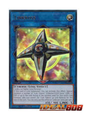 Linkross - ETCO-EN049 - Ultra Rare - 1st Edition