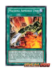 Machina Armored Unit - AP02-EN022 - Common - Unlimited