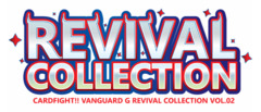 CFV-G-RC02 Revival Collection Vol.2 (English) Cardfight Vanguard G Booster Box [10 Packs] * Apr.26