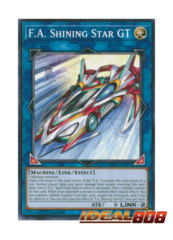 F.A. Shining Star GT - RIRA-EN097 - Common - 1st Edition