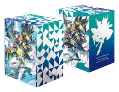 Bushiroad Cardfight!! Vanguard Deck Box Collection V2 Vol.437 Marine General of the Restless Tides, Algos