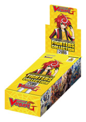 CFV-G-FC03 Fighters Collection 2016 (English) Cardfight Vanguard G Booster Box