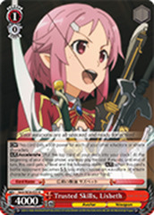 Trusted Skills, Lisbeth [SAO/SE26-E23 R] English
