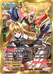 Upright Archangel, Gavriel [S-BT06/S002EN SP (GOLD FOIL)] English