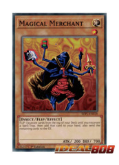Magical Merchant - SDPL-EN018 - Common - 1st Edition
