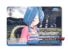 World's End Umbrella [PD/S22-E117 PR (Promo)] English