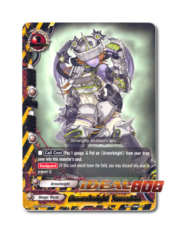 Armorknight Succubus - BT01/0039EN (R) Rare