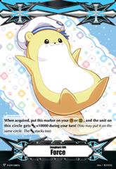 ▽ Imaginary Gift Marker [Force] Yellow Sea Otter Poco - V-GM/0118EN (FOIL)