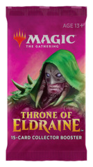 Throne of Eldraine Collector Booster Pack [15 Cards]