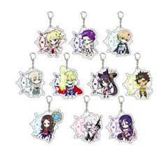Fate/Grand Order Acrylic Key Chain Complete Set [#055322]