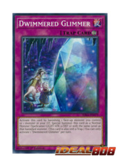 Dwimmered Glimmer - RIRA-EN079 - Common - 1st Edition