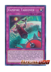 Vampire Takeover - MP14-EN176 - Super Rare - 1st Edition