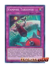 Vampire Takeover - MP14-EN176 - Super Rare - 1st Edition