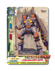 Armed Priest Soldier, Benkei - BT02/0092EN (C) Common