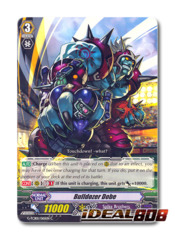 Bulldozer Dobe - G-TCB01/065EN - C